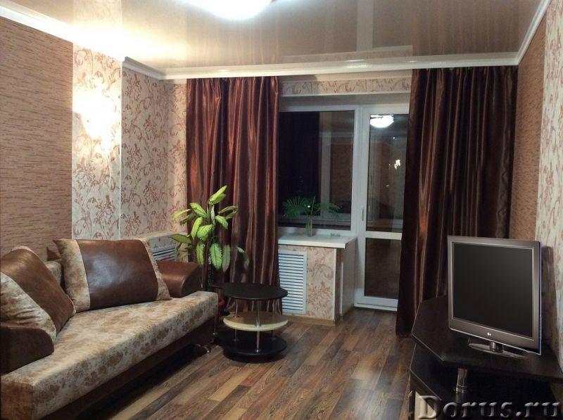 Люкс с видом на реку - Аренда квартир - Евроремонт: натяжные потолки, ламинат, дорогие обои. Новая м..., фото 2
