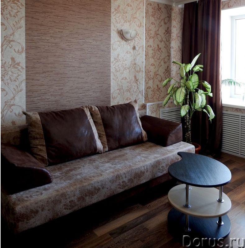 Люкс с видом на реку - Аренда квартир - Евроремонт: натяжные потолки, ламинат, дорогие обои. Новая м..., фото 5