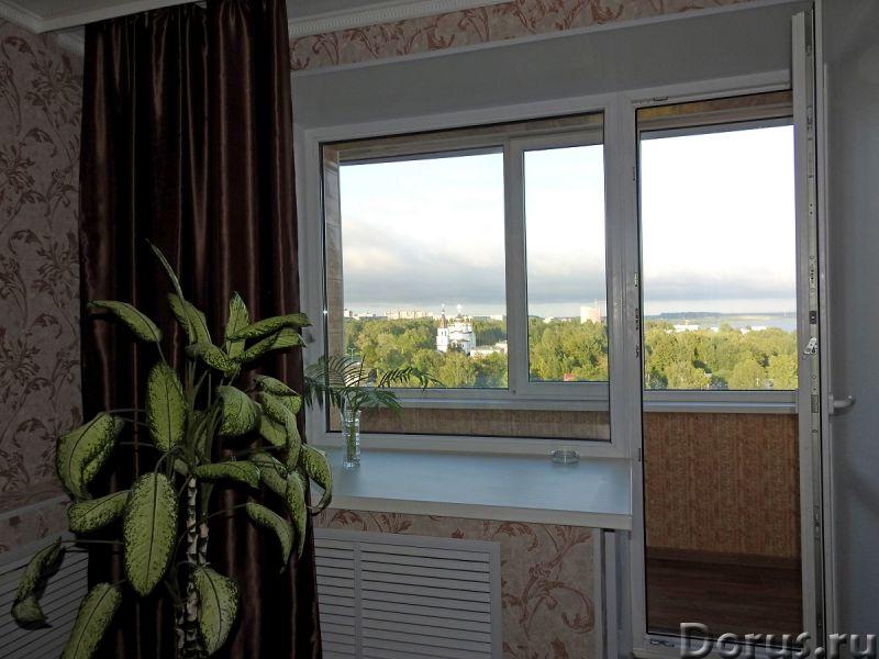 Люкс с видом на реку - Аренда квартир - Евроремонт: натяжные потолки, ламинат, дорогие обои. Новая м..., фото 6