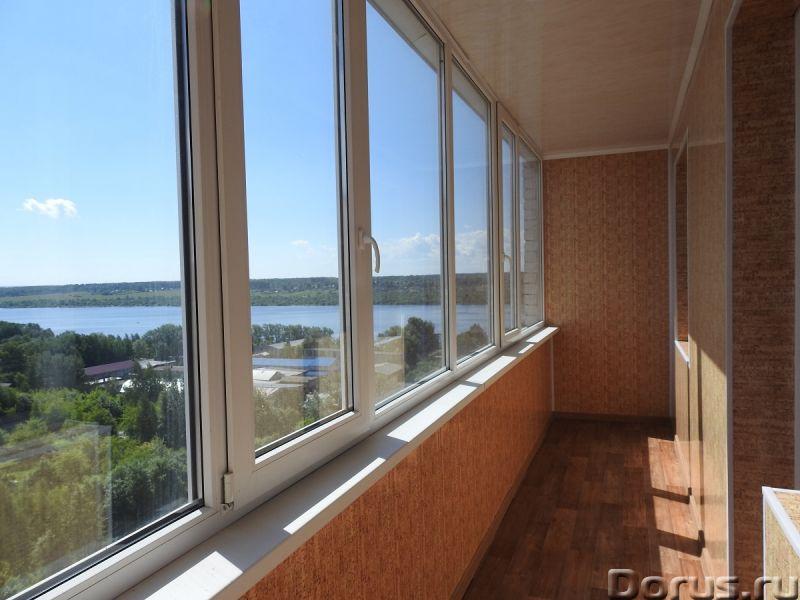 Люкс с видом на реку - Аренда квартир - Евроремонт: натяжные потолки, ламинат, дорогие обои. Новая м..., фото 7