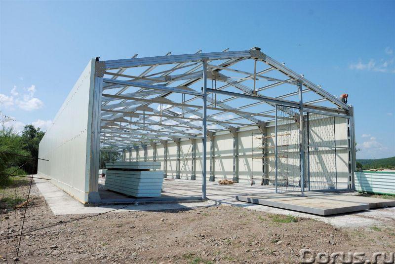 Металлоконструкции, проектирование, производство - Строительные услуги - Проектирование, производств..., фото 1