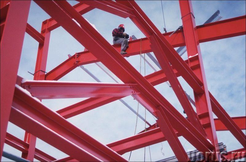 Металлоконструкции, проектирование, производство - Строительные услуги - Проектирование, производств..., фото 2